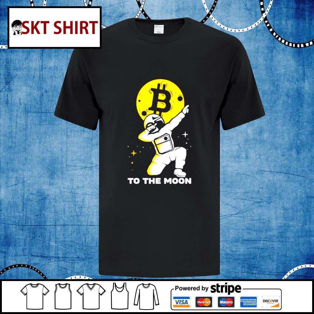 Bitcoin Course to the moon bitcoin us 2021 shirt