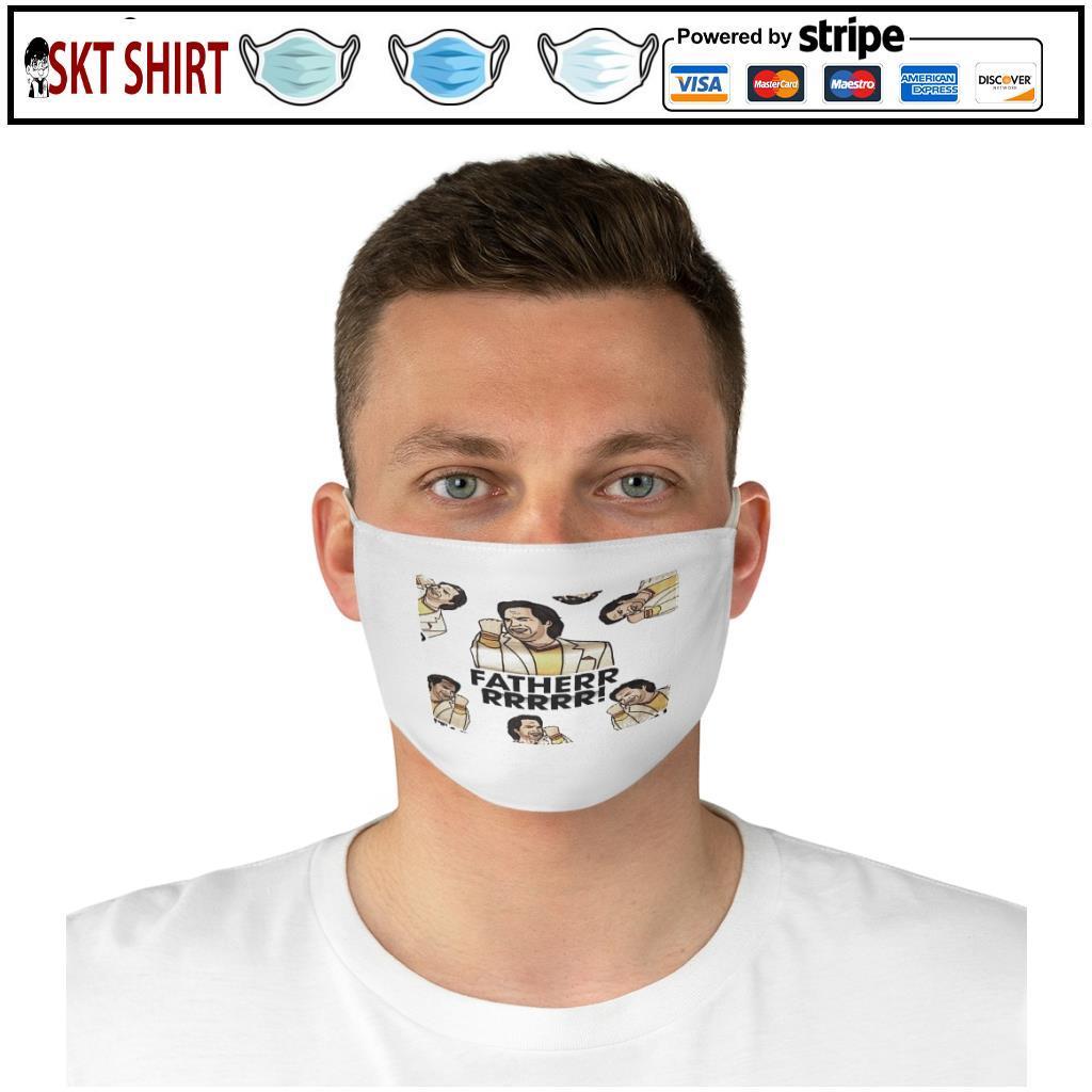 Fatherr RRRRR face mask 5