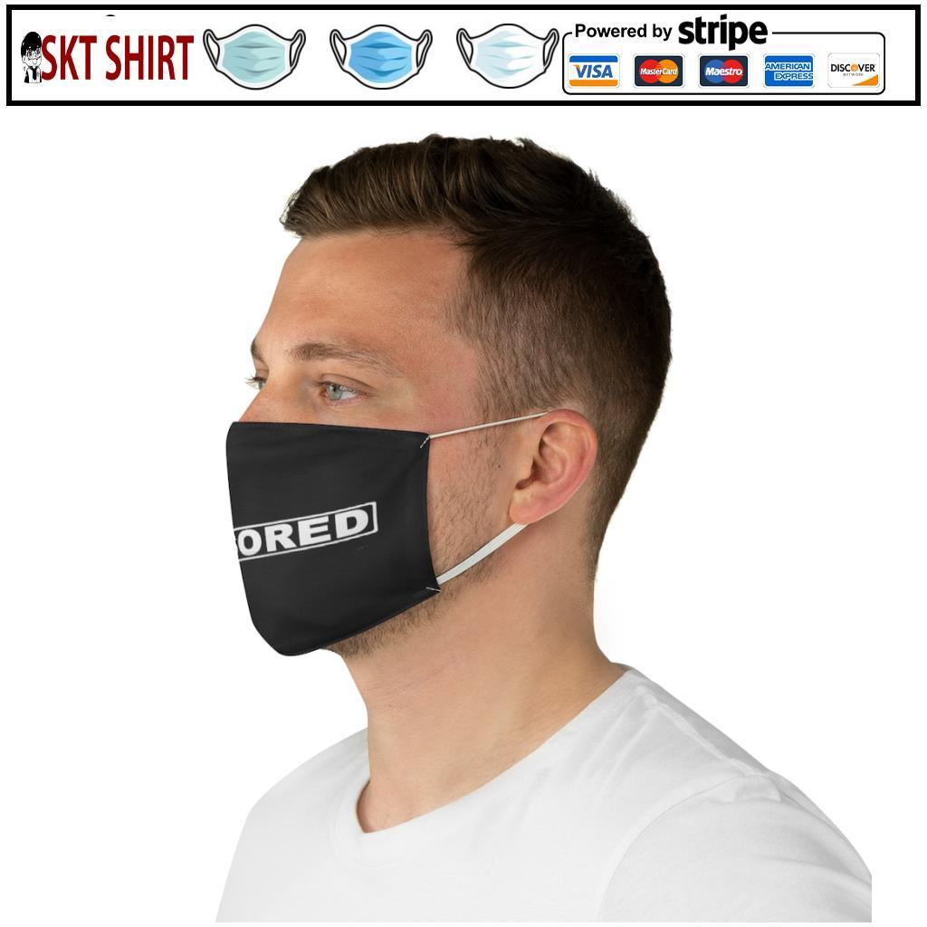 Censored face mask 5