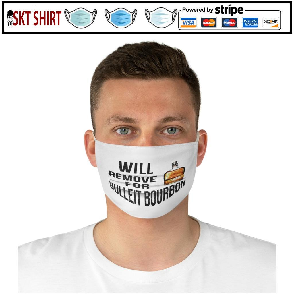 Will remove for bulleit bourbon face mask 4