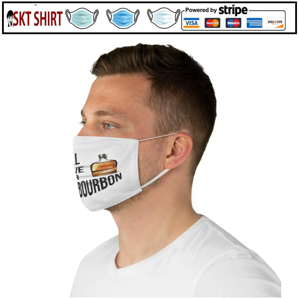 Will remove for bulleit bourbon face mask 5