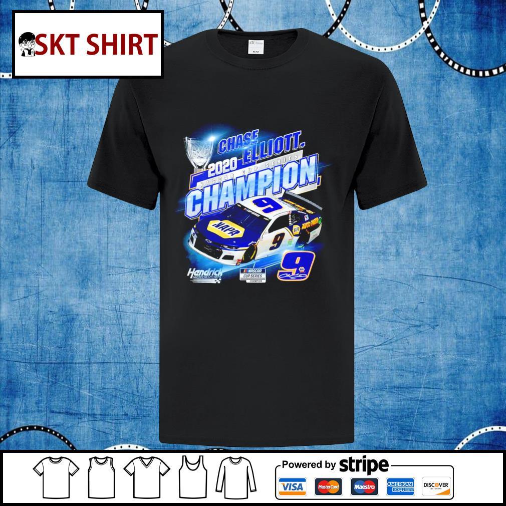 Chase Elliott 2020 nascar cup series champion shirt